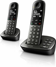Philips schnurloses Telefon Duo Xl4952ds/38