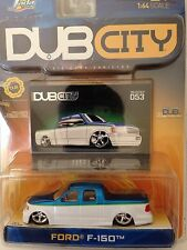 JADA DUB CITY  FORD F-150 PICK UP TRUCK. 1:64  (SCALE)  NEW