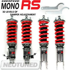Godspeed(MRS1500-B) Mono-SS COILOVERS For 1994-01 Acura Integra DC DB