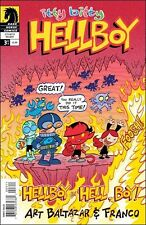 ITTY BITTY HELLBOY #3 (OF 5) DARK HORSE COMICS