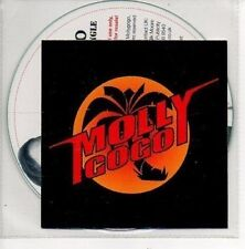 (AR60) Mollygogo, Idaho - DJ CD + Sticker