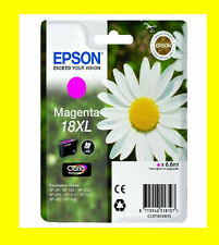 Cartucho original Epson 18xl * xp-30 102 202 205 302 305 402 405 * t1813 magenta