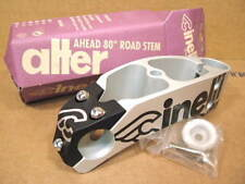 New-Old-Stock Cinelli Alter Stem..Silver w/Black Accents (130 mm x 26.0 mm)