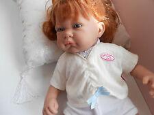 haut compatible avec poupée antonio juan, baby annabell,baigneurs 45cm