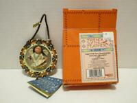 Enesco Friends of the Feather Angel with Stars Dreamcatcher Hanging Ornament