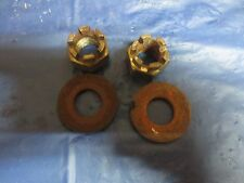 2010 Can Am Outlander 800R 800 ATV Front CV Joint Axle Shaft Nuts (163/65)
