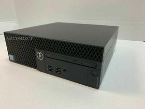 Dell OptiPlex 3050 SFF 6th Gen i5-6500 3.20GHz 8GB RAM 500GB HDD Windows 10