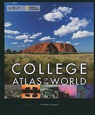 College Atlas of the World by Roger Downs, H. J. de Blij and U. S. National Geo…