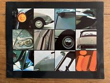 Brochure CITROEN ID 19 de 07 1967 - Prospectus French