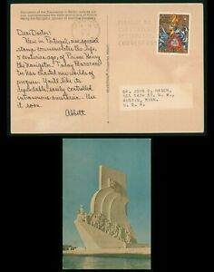 Mayfairstamps Portugal 1960s Dear Doctor to Minnesota Postcard wwp507
