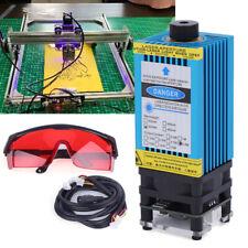5.5W 450nm Blue Laser Module Laser Engraving & Cutting TTL Module 5500mw DHL