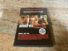 """New listing New / Sealed: Academy Award Nominee """"Amores Perros"""" Dvd w/ Free Shipping"""