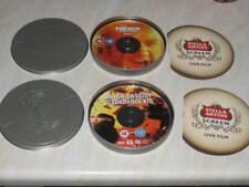 2 Stella Artois Screen Limited Ed DVDs