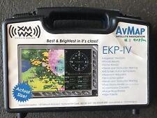 Avmap Ekp-Iv Satellite Weather