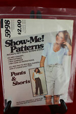 Simplicity 5998 Size 8,10,12 Sewing Pattern