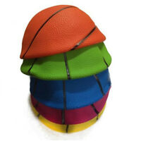 "1X Mixed Colorful Sizes Inflatable PVC Baetballs Kids Toy Fun 4"" 6"" 8"" Bet A8A"