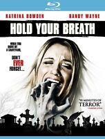 Hold Your Breath  NEW Blu ray Randy White, Katrina Bowden,Terror,Horror,Ghost