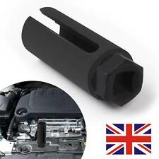 "22mm 3/8""DRIVE LAMBDA OXYGEN SENSOR REMOVAL SOCKET TOOL HOLE WINDOW WIRE 155A UK"