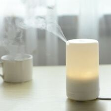LED USB Ultrasonic Air Humidifier Fresher Aroma Atomizer Diffuser Steam Purifier
