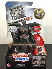 "Justice League PARADEMON Interactive Talking Hero DC Comics NEW 6"" Figure"