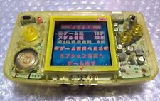 Neo geo NEOGEO POCKET COLOR Crystal Yellow Console System SNK works Japan