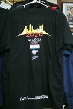 RACQUETBALL T SHIRT in Black / Multi-Color Graphics  NEXT LEVEL NL Mens XL
