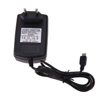 EU AC to DC 5V 3A Micro USB Power Supply Adapter for Windows Android Tablet #G
