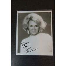 Angie Dickinson Autograph Police Woman Photo TV Movie Actress Signed B&W 8 x 10