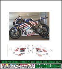 kit adesivi stickers compatibili r1 r6 replica laguna seca 2008 edwards