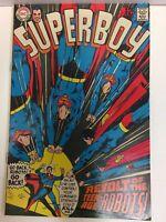 Superboy #155 Comic Book DC 1969
