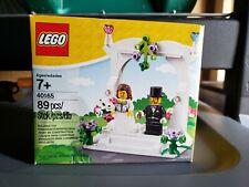 Lego 40165 Minifigure Wedding Favour Set *Damaged Box* Sealed