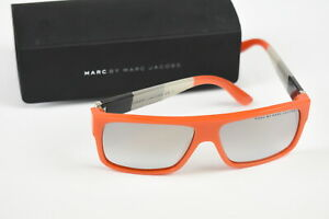 RRP$165 MARC BY MARC JACOBS MMJ 096/N/S Unisex SIZE 140 Square Sunglasses 17710_