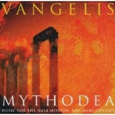 VANGELIS - MYTHODEA-MUSIC FOR THE NASA MISSION: 2001 MARS ODYSSEY  CD  POP  NEW+