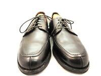 """Allen Edmonds Men's Shoes """"MSP"""" Split-Toe Blucher Black 7.5 E (179d)"""