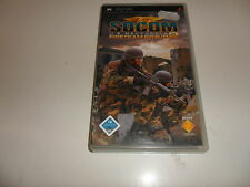 Playstation portable psp socom-u.s. navy seals Fireteam Bravo 2