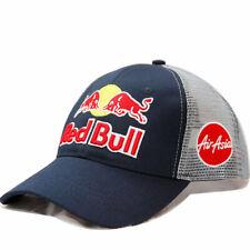 NEW MOTOGP RB AIR ASIA MARQUEZ BASEBALL CAP F1 FORMULA 1 RACING VETTEL TRUCK HAT
