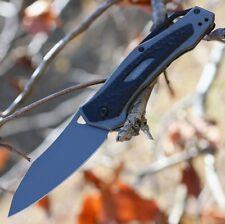 Couteau Kershaw Vedder A/O Lame Acier 8Cr13MoV Manche Acier/G-10 Frame KS2460