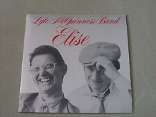 "Lyle McGuinness Band:  Elise 1983  7""  STUNNING NEAR MINT"