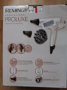Remington AC9140 Proluxe Powerful Ionic Styling Hair Dryer Rose Gold 2400W