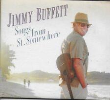 Jimmy Buffett - Songs From St. Somewhere - Digipak CD - 2013 - UK FREEPOST