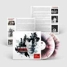 Udo Lindenberg - 75 Jahre Panik 2 LP Splatter Vinyl Neu OVP limitiert nummeriert