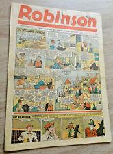 ROBINSON n°205 de 1940