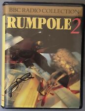 Rumpole 2 BBC Radio Collection 1991 2 Audio Cassettes Maurice Denham 4 Episodes