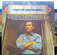 Jerry Lee Lewis - LP SRS67118 - Sings The Country Music Hall Of Fame Hits Vol. 2