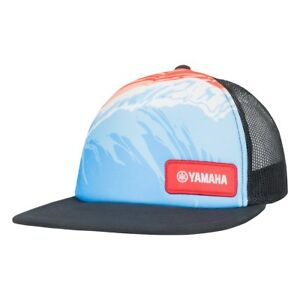 YAMAHA Sun and Surf Sublimated Multi Color Hat Boat WakeBoard OE VDF-18HSS-MU-NS