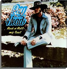 Roy Head - Rock n' Roll My Soul - New 1977 Crazy Cajun LP Record!