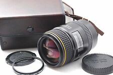 Tokina AT-X AF 100mm F/2.8 Macro For Sony/Minolta A-Mount w/case from JAPAN #c33