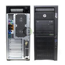 HP Z820 Barebone Workstation / Chassis (Motherboard + PSU + DVD-RW) 618266-001