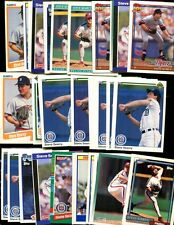 STEVE SEARCY BULK LOT OF 100 BASEBALL CARDS DETROIT TIGERS KNOXVILLE TENNESSEE