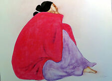 R.C.Gorman Civia Hand Signed Fine Art Poster Mind Cond 1983 SUBMIT BEST OFFER